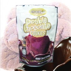 CHACKY'S 30G DOUBLE CHOCOLATE COOKIES